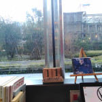WIRED CAFE品川店で2016年はじめての勉強会。気分転換・息抜きもできるおしゃれで素敵な電源カフェでした。