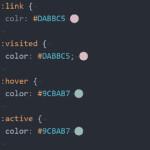 Atomテキストエディタのpigmentsパッケージで色の強調(ハイライト)表示形式を変更する方法