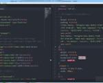 Atomテキストエディタで上下・左右に画面分割してファイルを並べて表示する方法