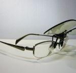 ミドリ安全のブルーライト対策眼鏡  MM21 クリップオン式を購入して約1カ月経過しました。カット率55%は本当みたい