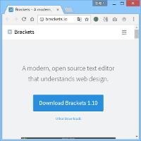 Bracketsを初心者がインストールする方法 Windows編
