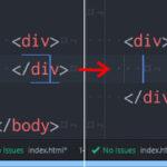 Atomで現在行の上に、新しい空白行を1回で追加するショートカットキー Windows編