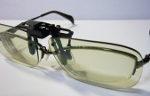 ミドリ安全のブルーライト対策眼鏡 MM21 クリップオン式を2カ月使用した後の感想