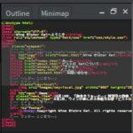 BracketsのBluePrint Beta拡張機能プラグインの使い方【基本編】