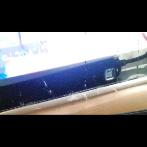 ノートパソコン液晶の液が漏れて、有害な物質が含まれていると嫌なので新しく購入することにしました。